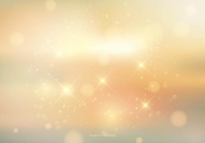 Sparkle Bokeh Background