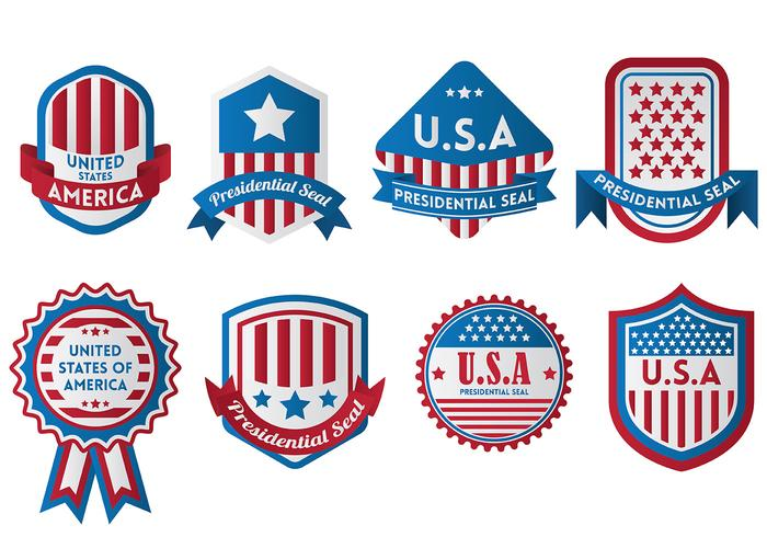 free presidential seal icons vector download free vector art rh vecteezy com presidential seal vector black and white us presidential seal vector