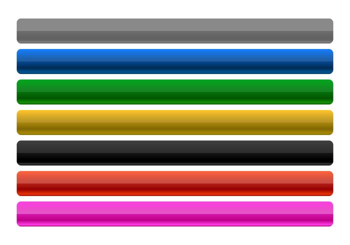Bold Webkit Linear Gradient Top Vektor