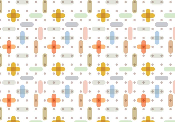 Transparency Geometric Pattern