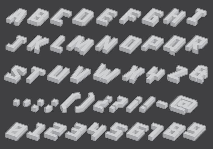 Gray Isometric Type