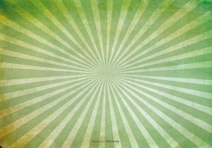 Sunburst Grunge Background