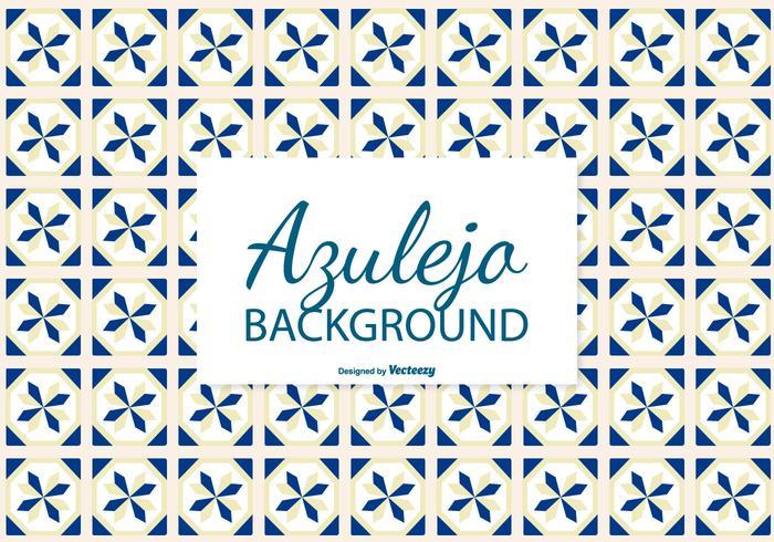 Azulejo tile background