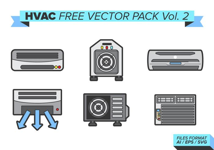 Hvac Gratis Vector Pack Vol. 2