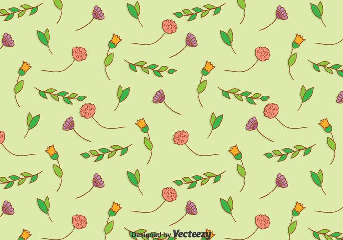 Thistle Seamless Pattern