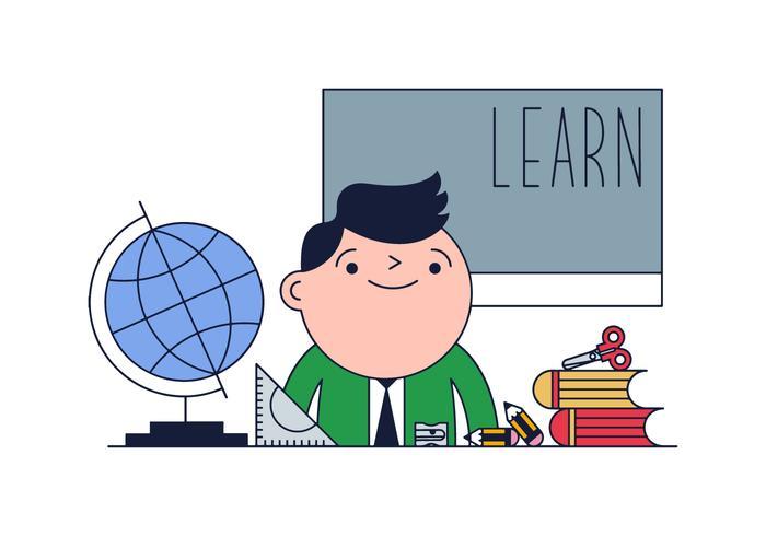 Free Teacher Vector