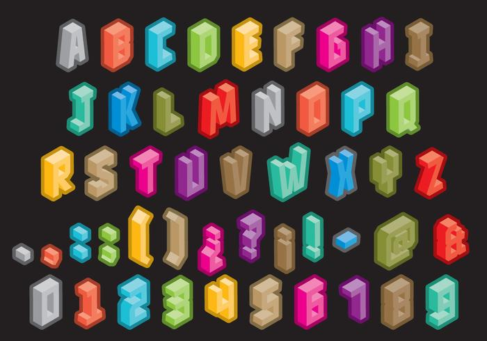Isometric Type