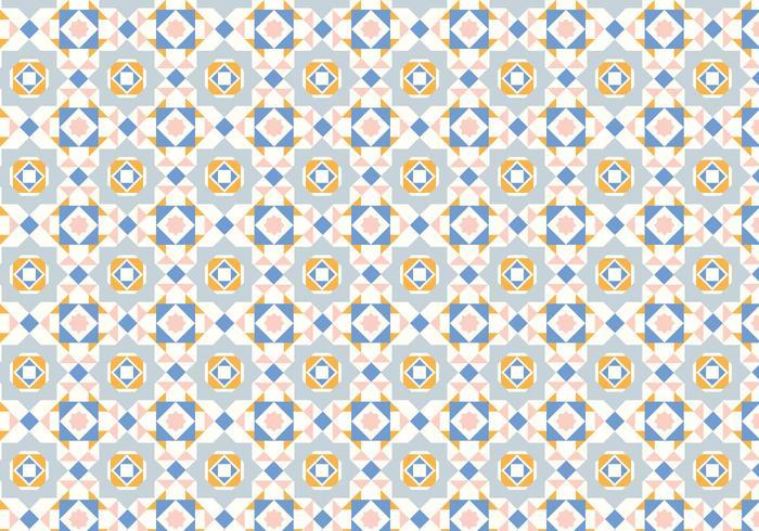 Motif Pastel Pattern