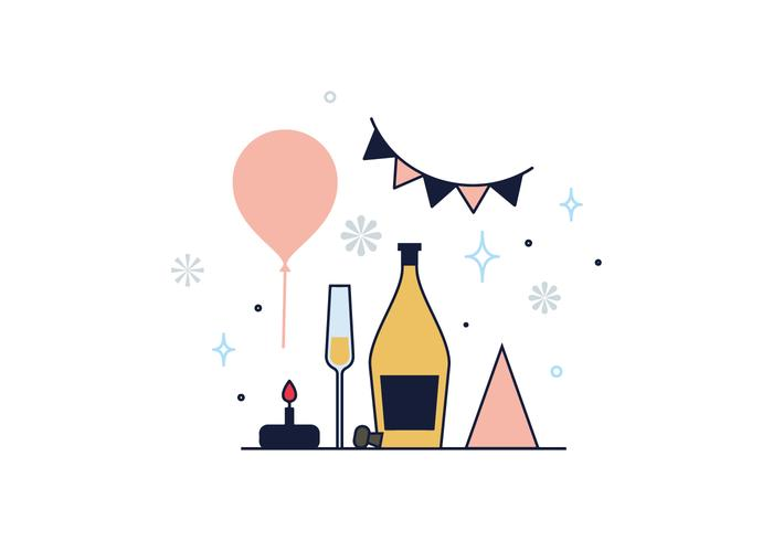 Free Small Party Vector