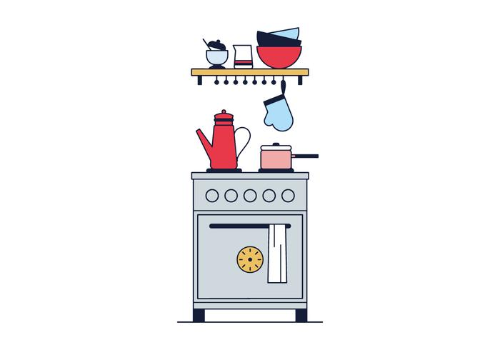 Free Kitchen Vector