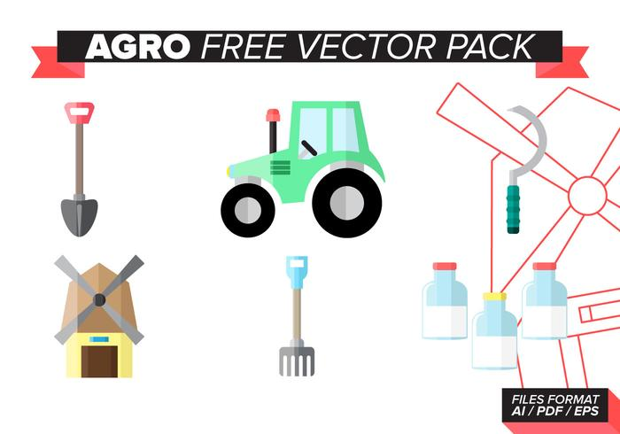 Agro Free Vector Pack