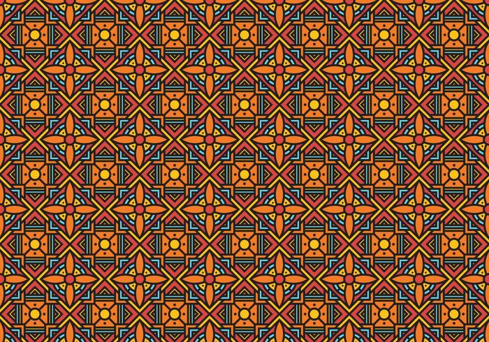 Maroc Vector Pattern gratuito