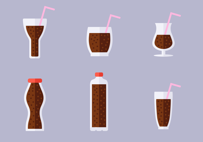 Free Beverages Vector