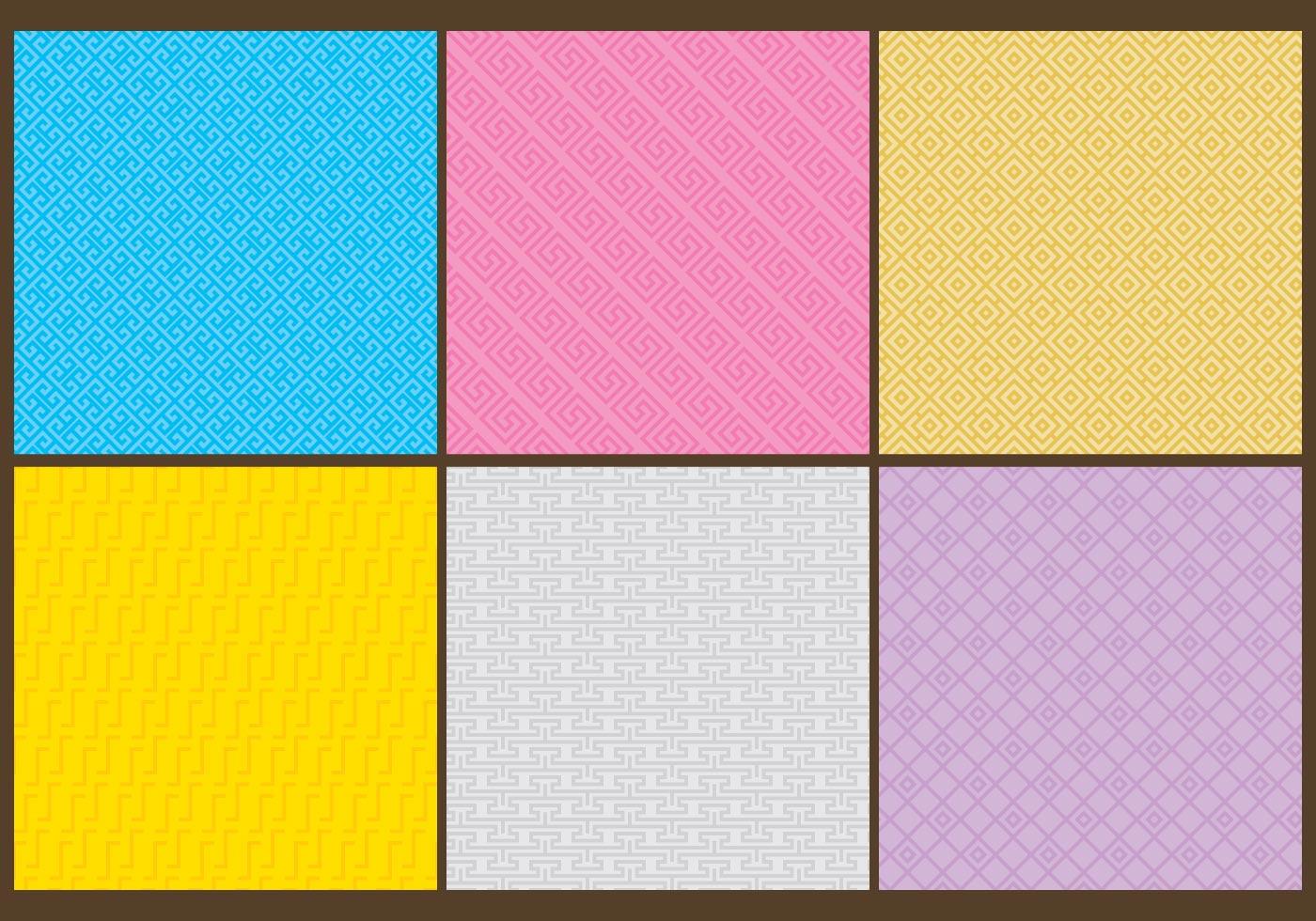 Greek Key Patterns - Download Free Vector Art, Stock ...