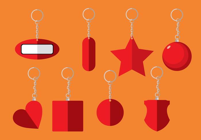 Free Key Chain Icons