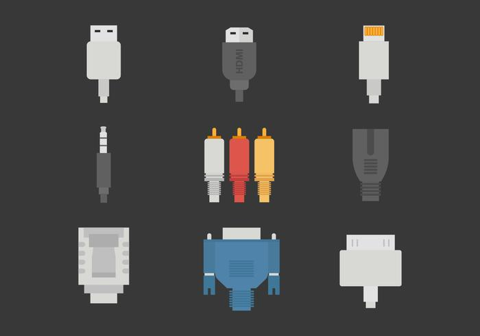 Free Cable Computer Icons