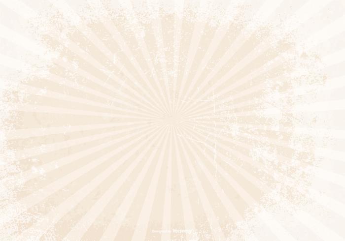 Sunburst Grunge Hintergrund vektor