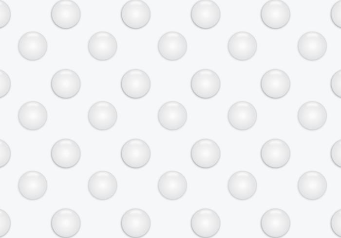 Fundo de bolha envolvente vetor