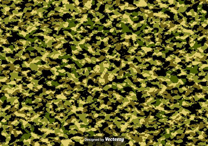 Vector Military Multicam Pattern