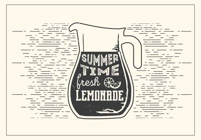 Gratis Vector Lemonade