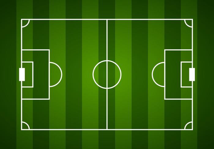 Voetbalveld
