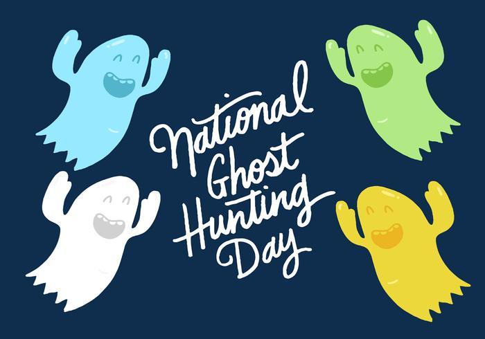 Journée nationale de chasse au fantôme