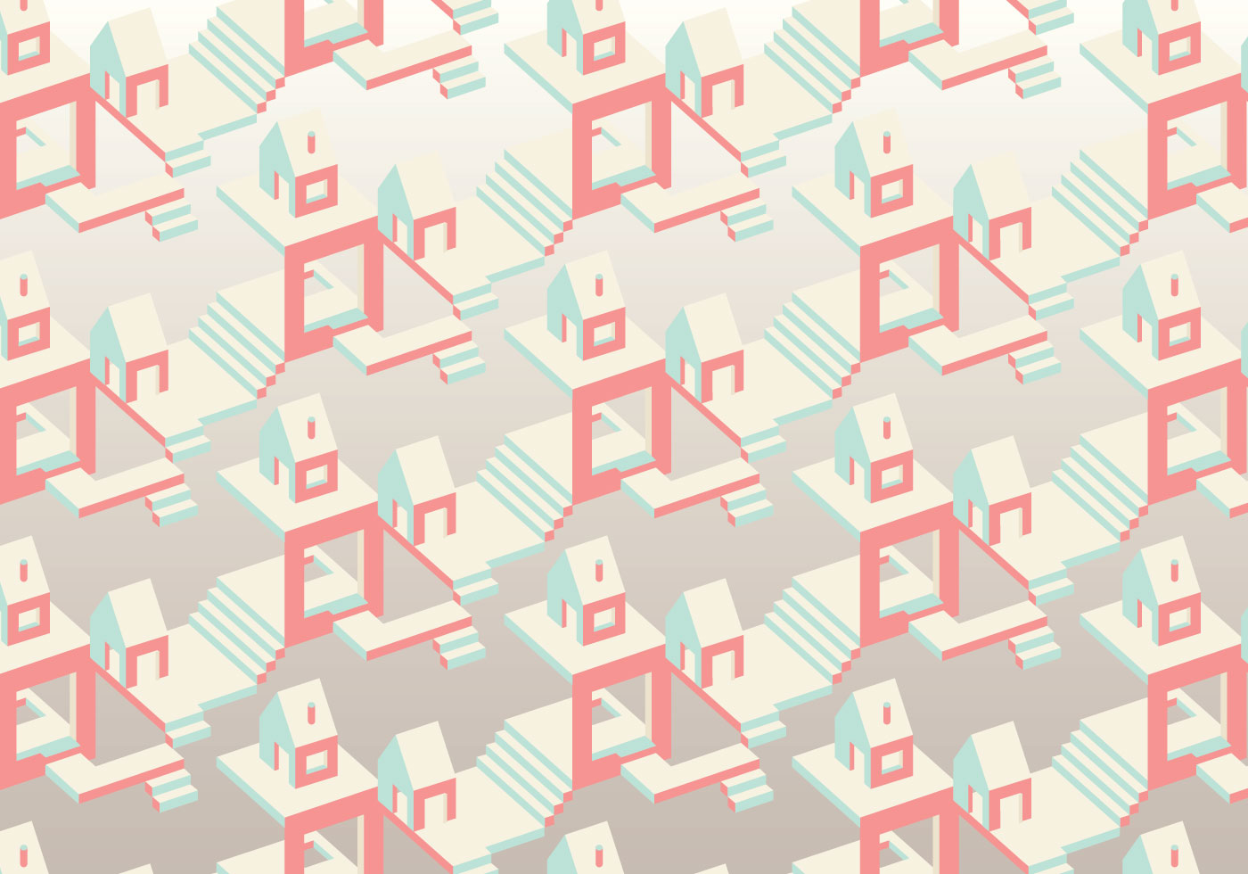 Isometric Vector Pattern Download Free Vector Art Stock