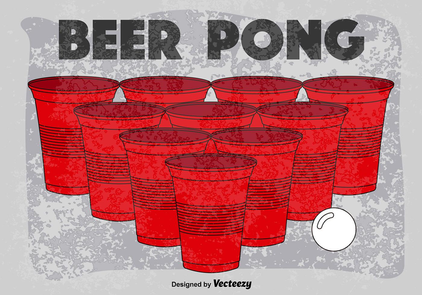 Craft Beer Beer Pong