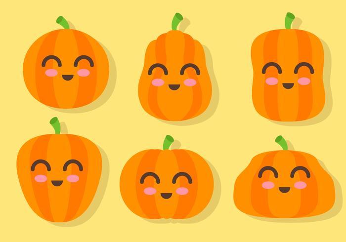 Free Pumpkins Vector