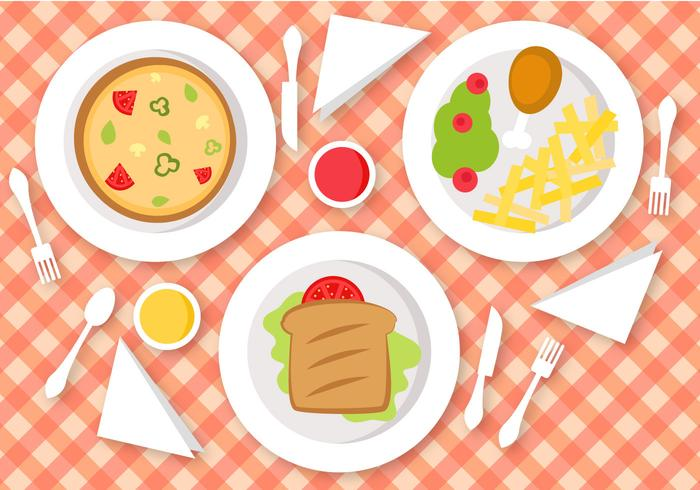 Free Lunch Vector