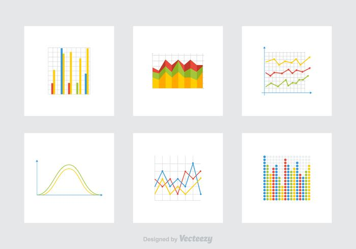 Free Graphs Vector Icons