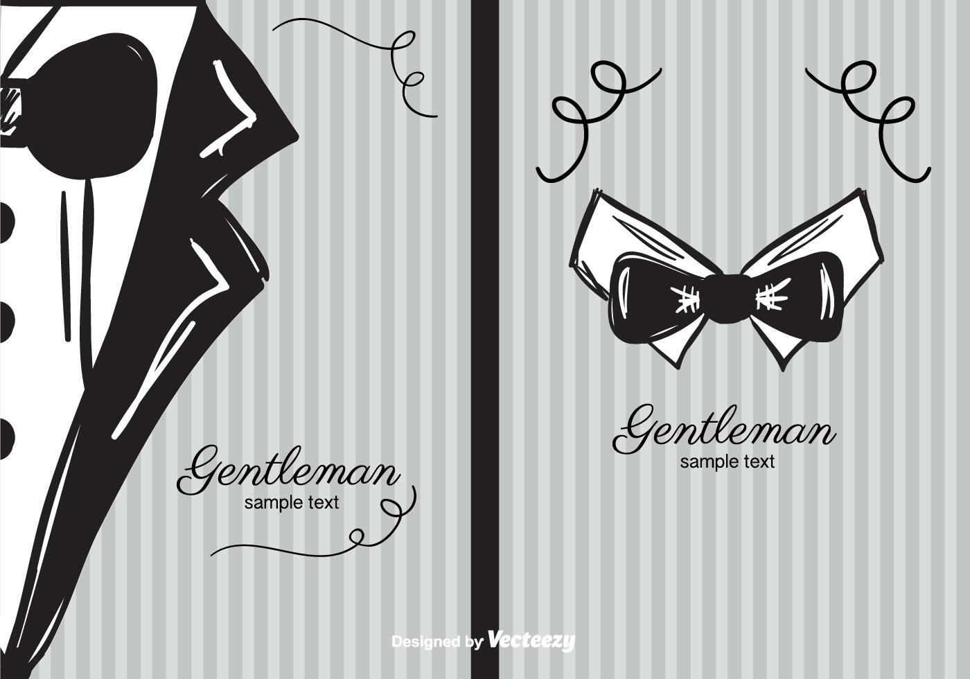 Gentleman Set Free Vector Art 38055 Free Downloads