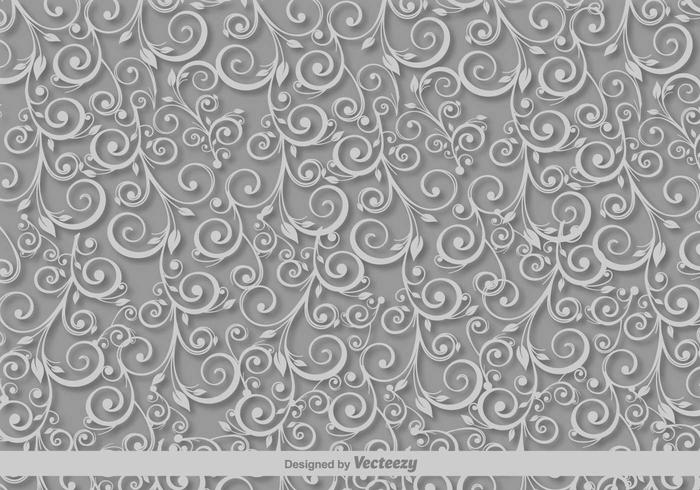 Scrollwork Vector Pattern