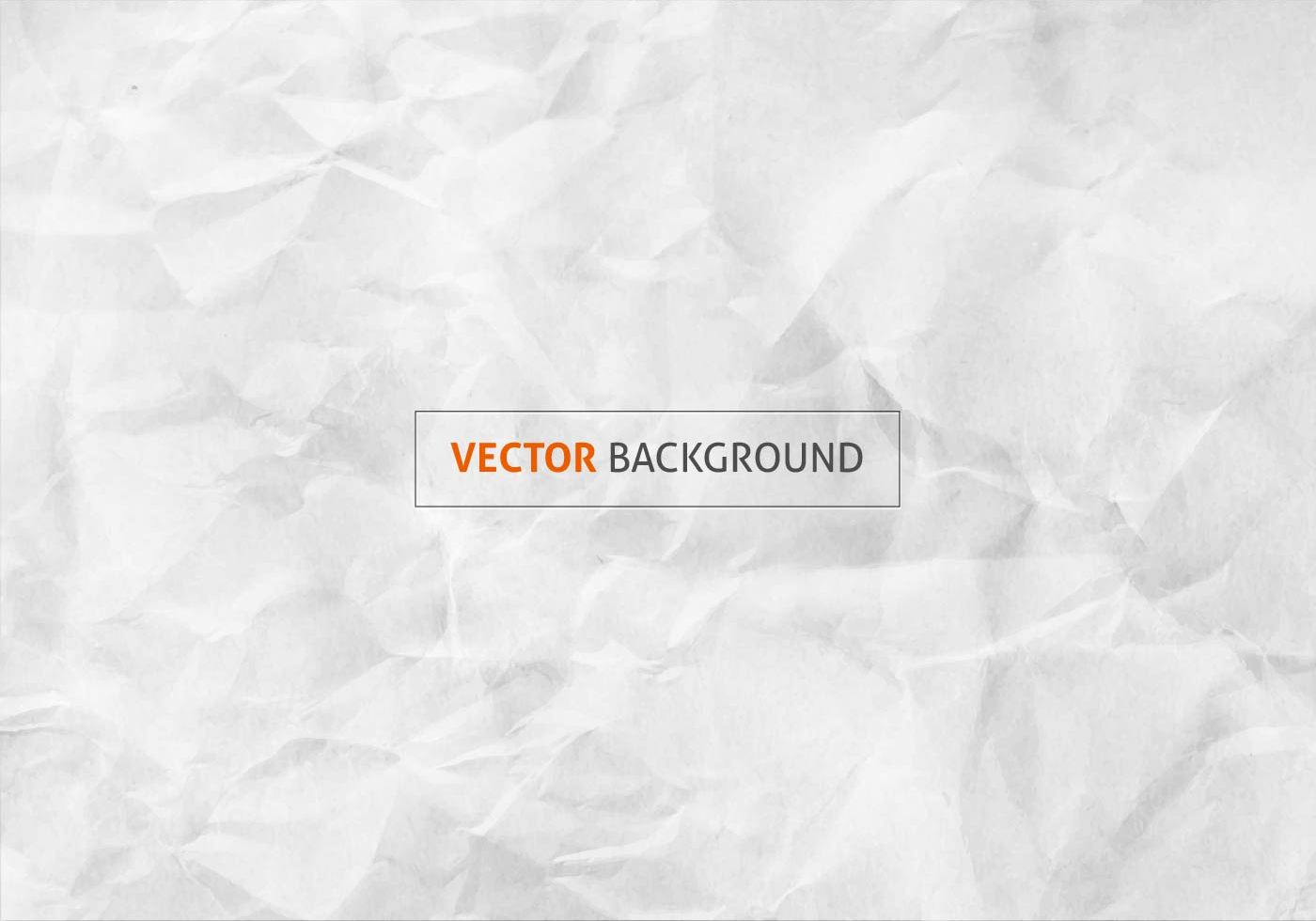 Textura vetorial livre de papel amassado - Download Vetores Gratis ...