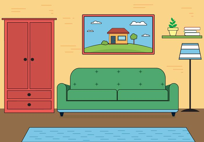 92 free clipart living room free living room vector for Living room clipart