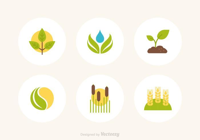 Agro Vector Symbols