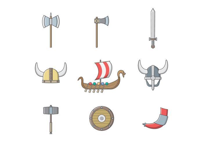 Vector Viking libre