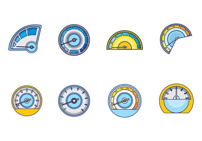 Vecteur circulaire circulaire gratuit