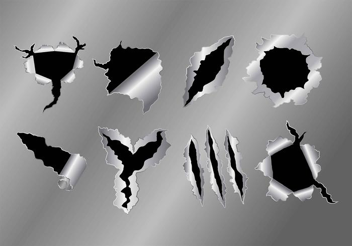 Metal Tear Icons