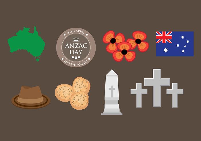 Anzac Icons