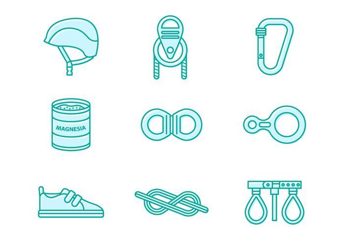 Free Climbing Wall Tools Icon
