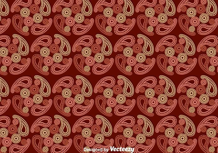 Cashmere Ornamet Pattern