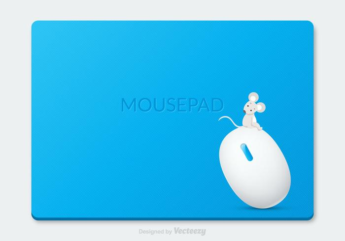 Free Vector Mouse Pad