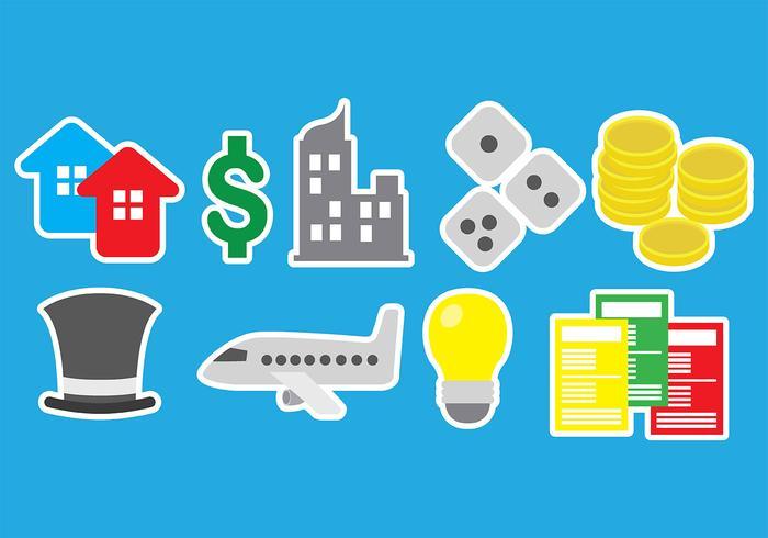 Monopoli icons