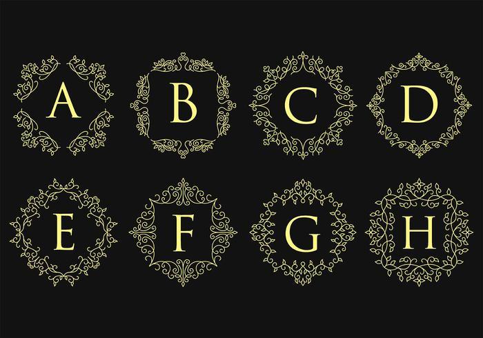 Monogram Logos