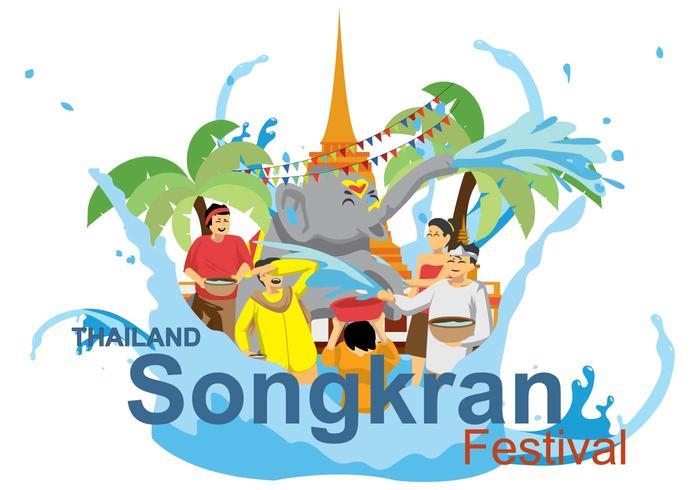 Canciones de Songkran gratuitas