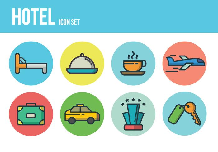 Free Hotel Icons