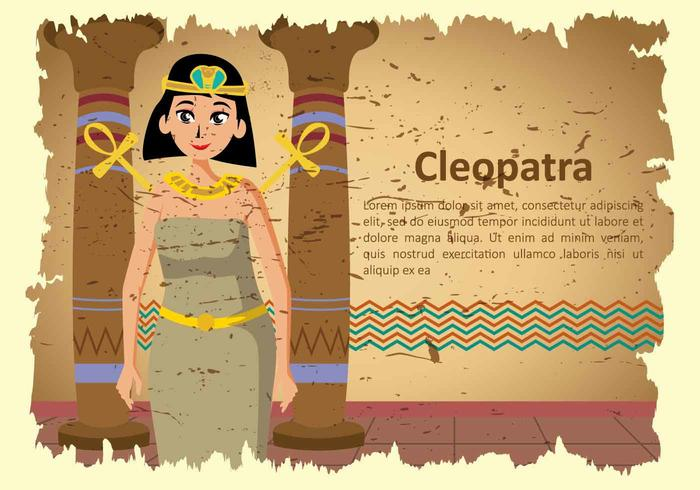 Gratis Cleopatra Illustration