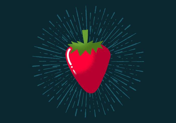Radiant Strawberry