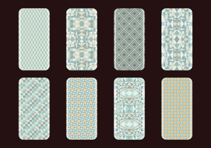 Phone Case Vintage Vectors